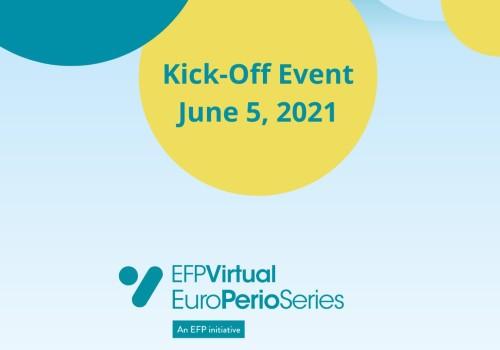 EFP Kick-off Event 5 juni