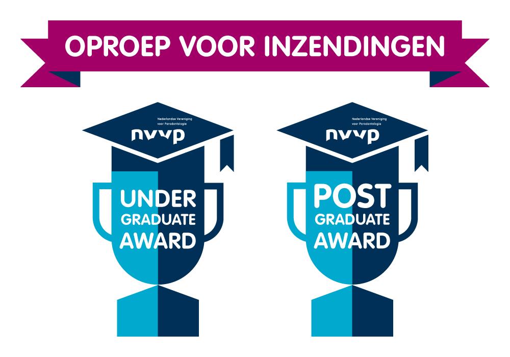 Oproep kandidaten NVvP Undergraduate en Postgraduate Award