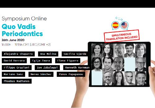 Sepa symposium online 'Quo vadis periodontics