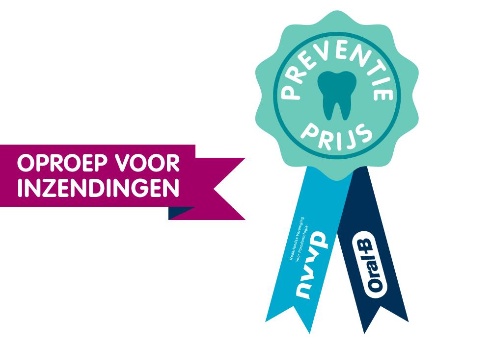 Oproep kandidaten NVvP -Oral B®  preventieprijs