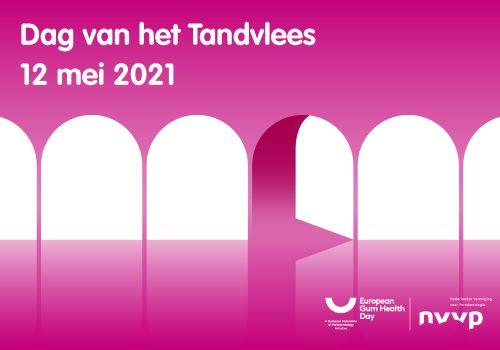 Dag van het Tandvlees 2021 gaat digitaal!