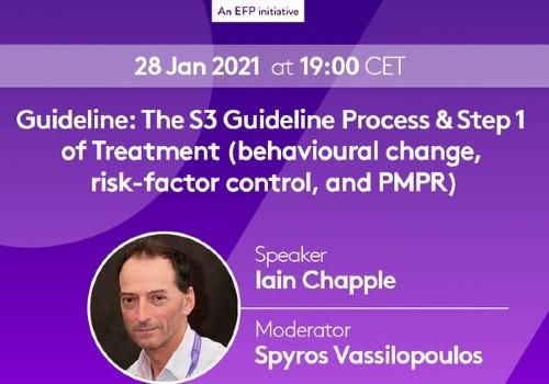 EFP Perio Session door Prof. Iain Chapple
