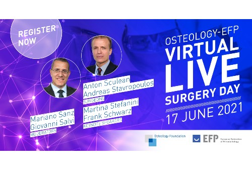 Osteology-EFP Virtual Live Surgery Day