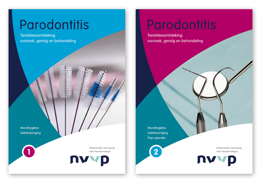 Parodontitis 1 en 2 folders geupdatet